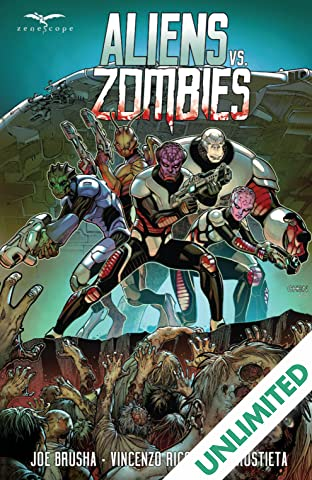 Aliens vs. Zombies Vol. 1